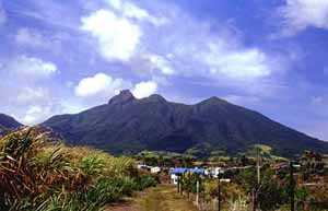 Mount Liamuiga - Photo- Smithsonian Institution
